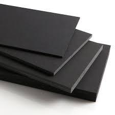 Пенокартон 10 мм чорный