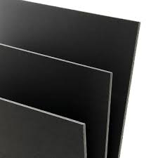 Пенокартон 5 мм чорный