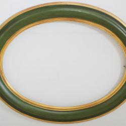 Рама декоративная Oval Green