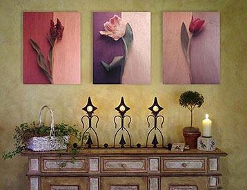 Картины в квартире - советует дизайнер