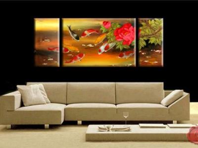 Выбираем картины в разные комнаты