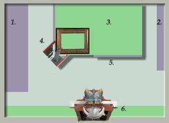 Как выбрать помещение для багетной мастерской?