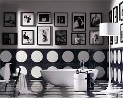 Дизайн интерьеров – черно-белые фотографии
