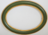 Рама декоративная Oval Gold